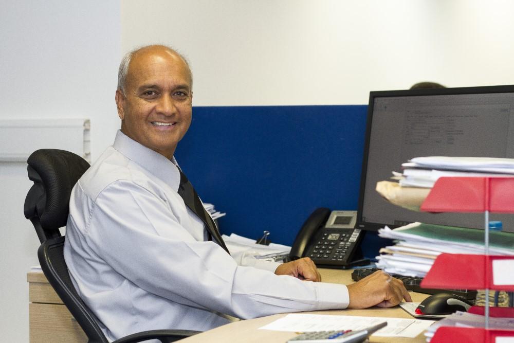 Headshot Manish Shah tax advisor