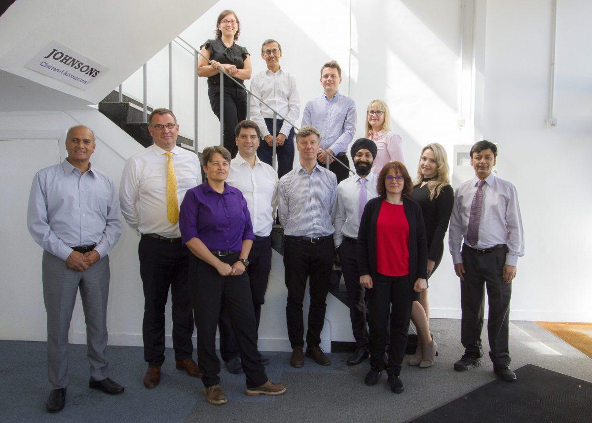 Photo of Johnsons Accountants Staff Ealing London W5