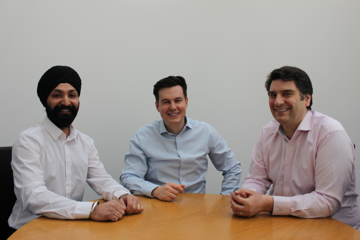 Photo of 3 of our Audit Tax Advisor Team